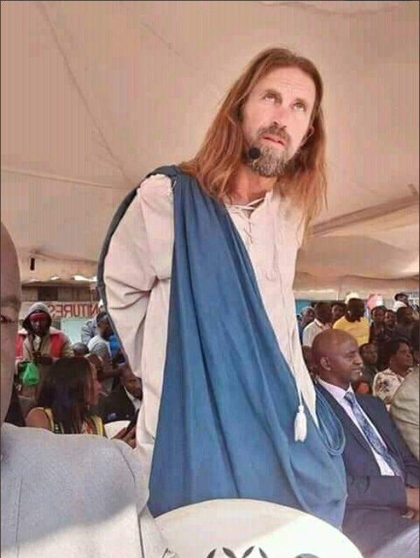 Le faux Jésus-Christ meurt quelques jours après sa visite au Kenya
