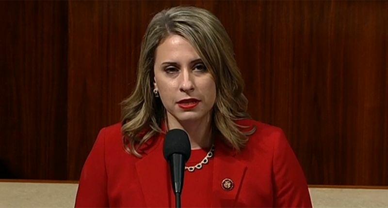US, California Representative Katie Hill steps down as a