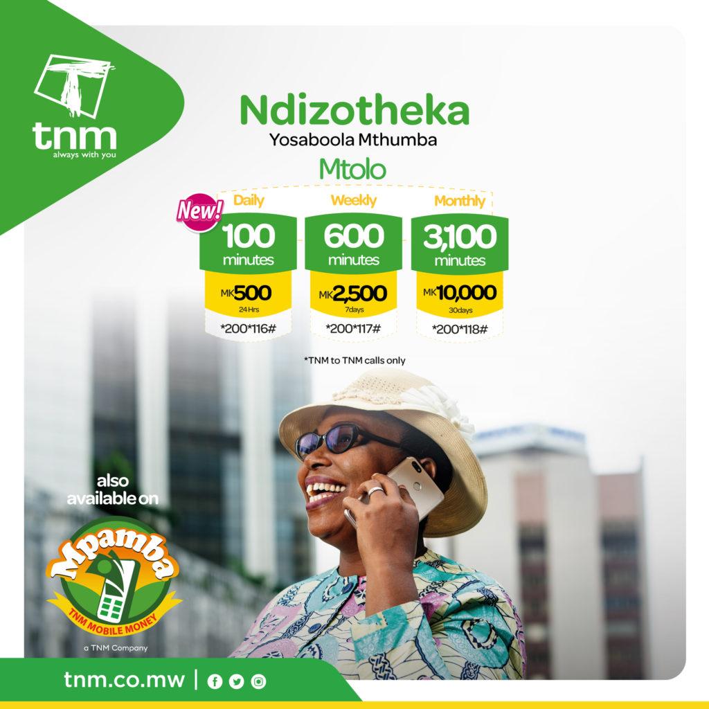 TNM unveils Ndizotheka campaign