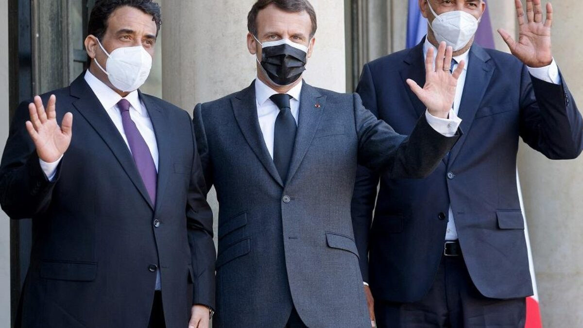 France to reopen embassy in Libya's Tripoli on Monday - Tatahfonewsarena